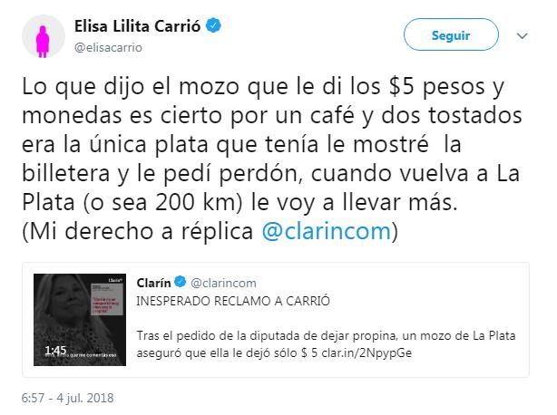 Carrio tw