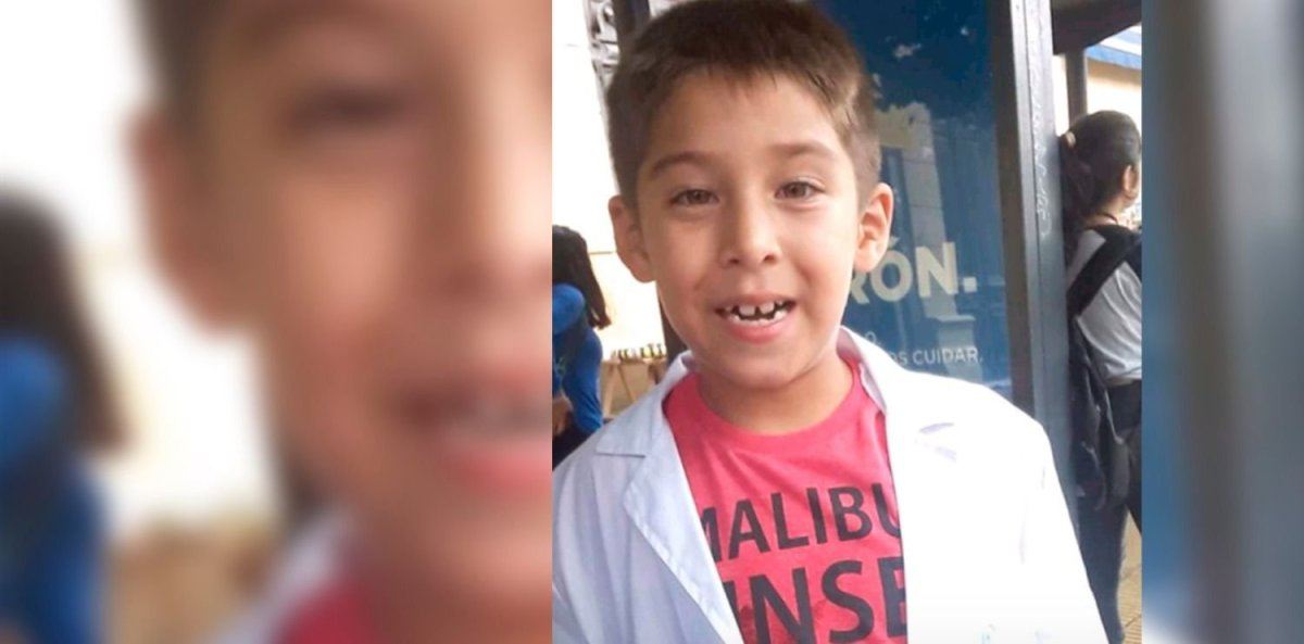 Denuncian que un chico de ocho años desaparecido fue secuestrado por el padre